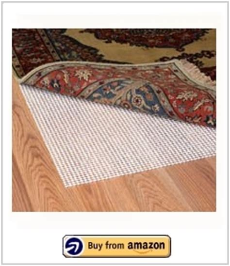 How To Stop Rug Slipping On Wooden Floor by Best Rug Pad For Hardwood Floors Reviews Non Slip Products
