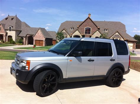 land rover lr3 black custom wheels tires for sale land rover forums land