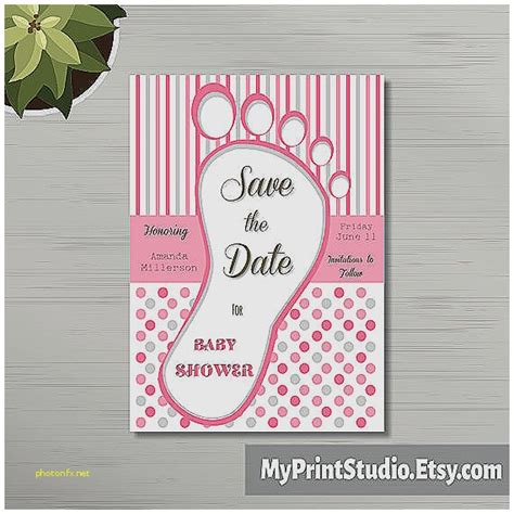 save the date templates for baby shower baby shower invitation awesome free baby shower