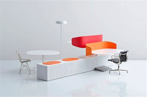 designboom office furniture industrial facility locale living office for herman miller
