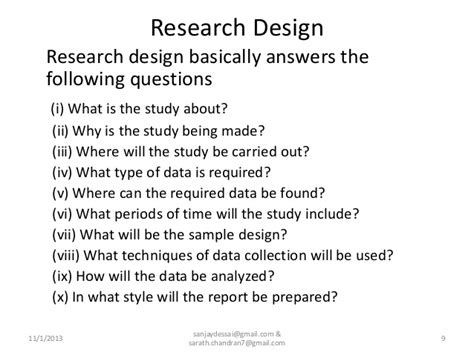 design effect in research methodology research methodology for project work for undergraduate