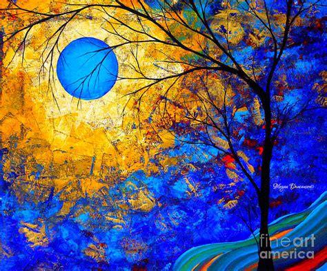imagenes surrealistas abstractas dibujos faciles para pintar con acrilico arboles