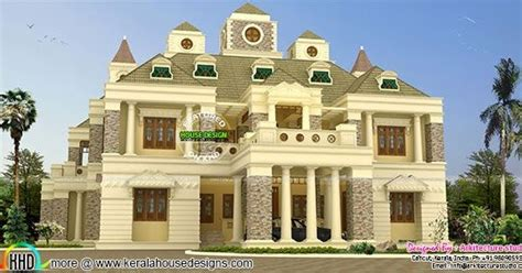 14 Colonial Luxury House Designs In India That Luxury Bungalow Style Colonial Indian Home Kerala Home Design And Floor Plans