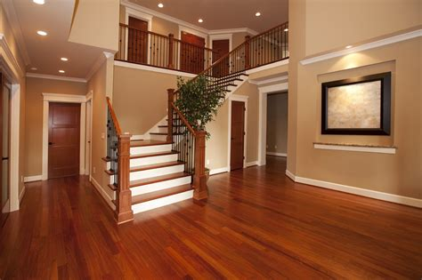Take Care When Cleaning Hardwood Floors