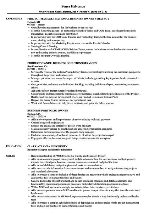 resume business owner 60 images professional franchise owner