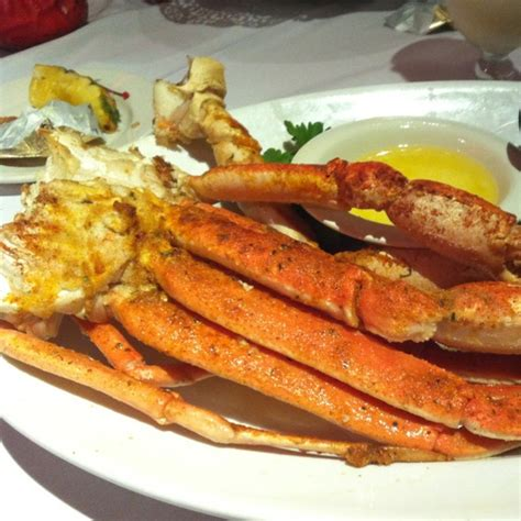 broiled king crab legs sea shore restaurant marina bronx ny opentable