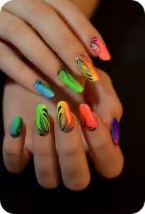 bright color nail designs bright colors nail design nails bright