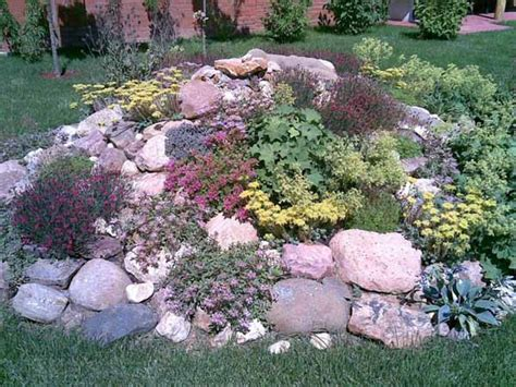 Small Rock Garden Some Considerations For Your Small Rock Garden Ideas 4 Homes