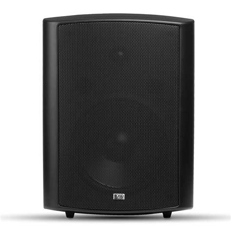 best patio speakers osd audio ap840 outdoor patio speakers pair