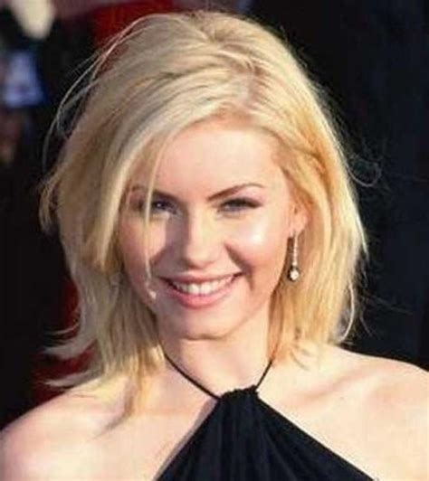 Hairstyles For Thin Hair Photos by 15 Photo Of Medium Length Bob Hairstyles For Thin Hair