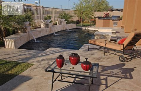 backyard living source california pools landscape your premier outdoor living