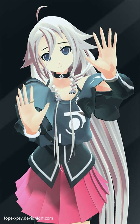 deviantart wallpaper anime android mmd ia vocaloid let me out android wallpaper by topex psy