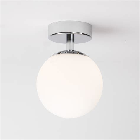 astro denver 0323 bathroom glass globe ceiling light