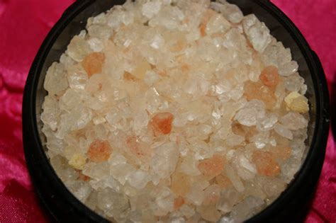 Therapie Himalayan Detox Salts Review by Himalayan Detox Salts By Therapie Review The Sunday