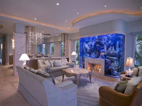 fish tank living room anti stress aquariums in living room 400