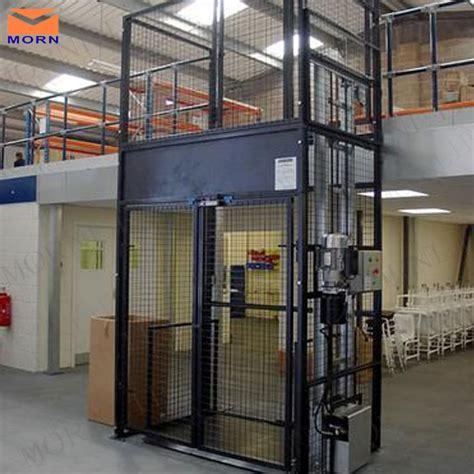 Cargo Lift Lift Barang Elevator 2ton hydraulic used cargo elevator buy used cargo elevator hydraulic cargo lift cargo lift for