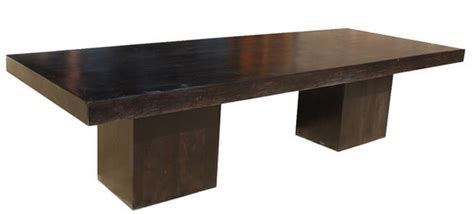 Pedestal Dining Table Rectangle 20 Gorgeous Extra Large Rectangular Dining Tables