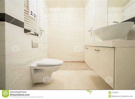 bright bathroom bright bathroom in a modern apartment stock image image