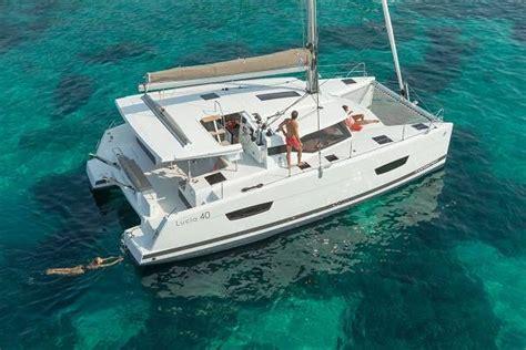 catamaran alegria 67 prix caribbean multihulls fountaine pajot lucia 40 catamaran
