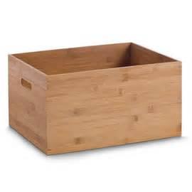 pläne aufbewahren cutie depozitare bambus 40x30x21cm