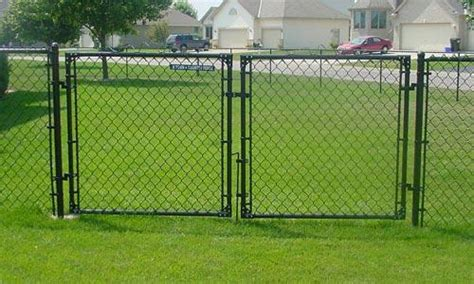 Home Depot Chain Link Gate by Fence Wonderful Chain Link Fence Gate Design Chain Link