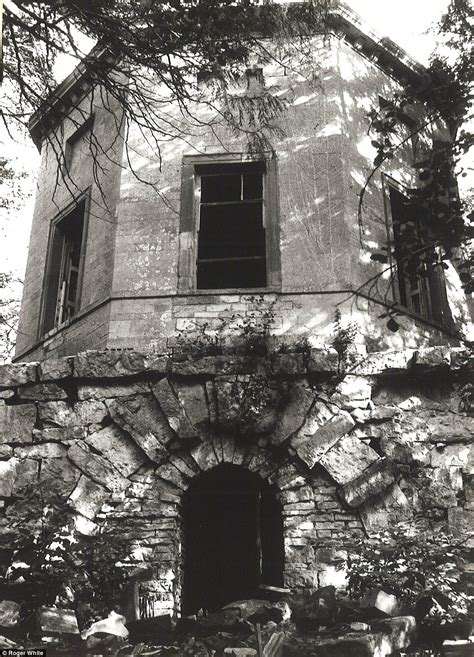 His House Is In The Though by The Historic Buildings Left To Ruin Transformed