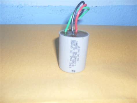 capacitor epcos 3 fios capacitor 3 fios 6mf 4mf 250v p ventilador de teto