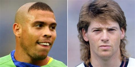 hairstyles for a waddle the 27 worst hairstyles in football history huffpost uk