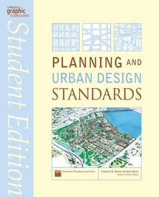 design guidelines book planning and urban design standards by american planning