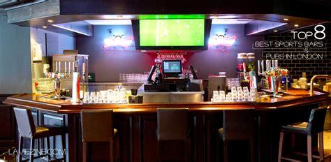 top sports bars top 8 best sports bars pubs in london la vie zine
