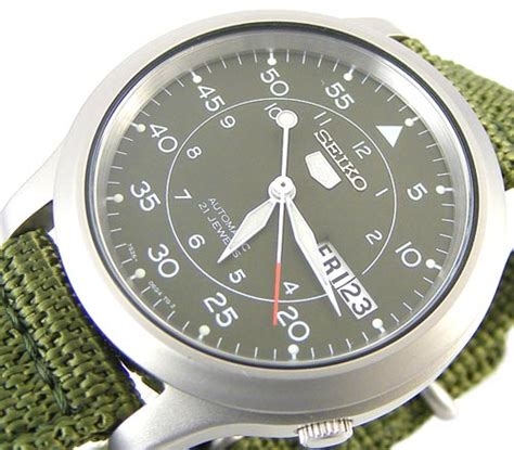 Seiko 5 Snk805k2 Automatic 21 Jewels other watches seiko 5 desert green 21
