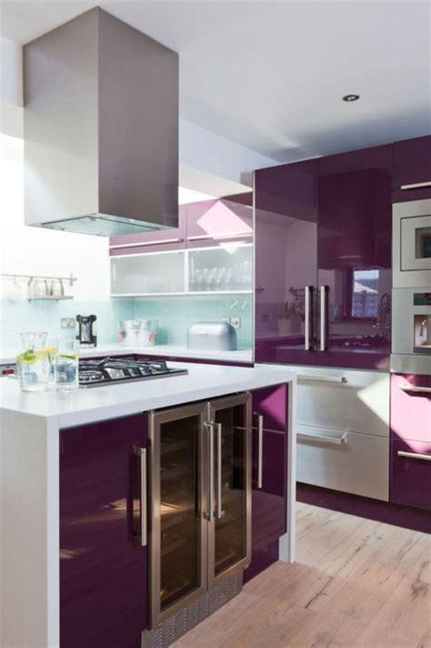 du violet dans la cuisine floriane lemari 233