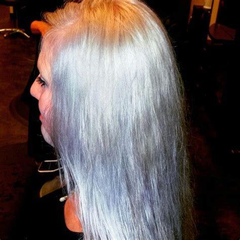 dark lavender hair color formula matrix color sync formula for gray lavender hair 1oz of