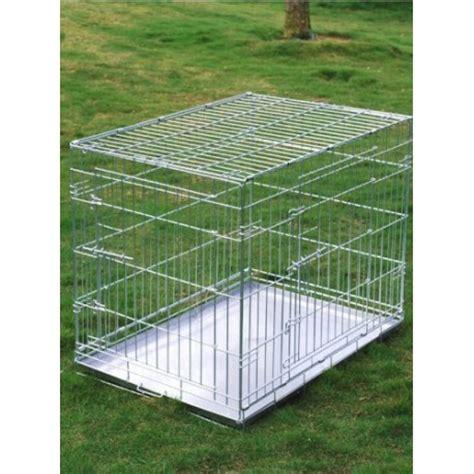 gabbie cani gabbia in metallo per 120xxl