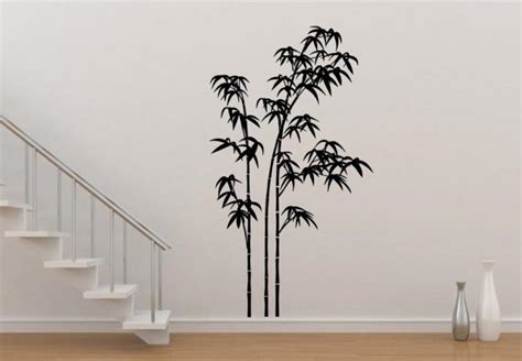 bamboo wall stickers bamboo vinyl wall sticker wall stickers store