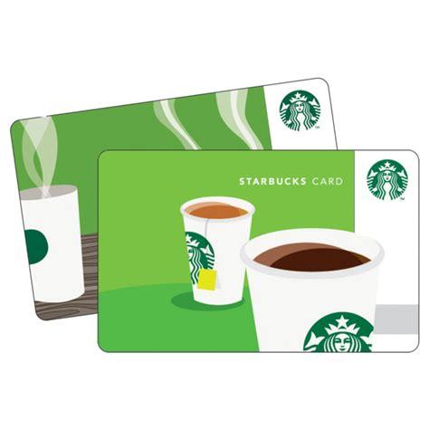 Starbucks Gift Card Deal - 10 starbucks gift card deal planet