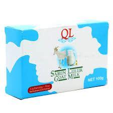 Sabun Lulur Ql sabun ql goat milk pemutih surabaya