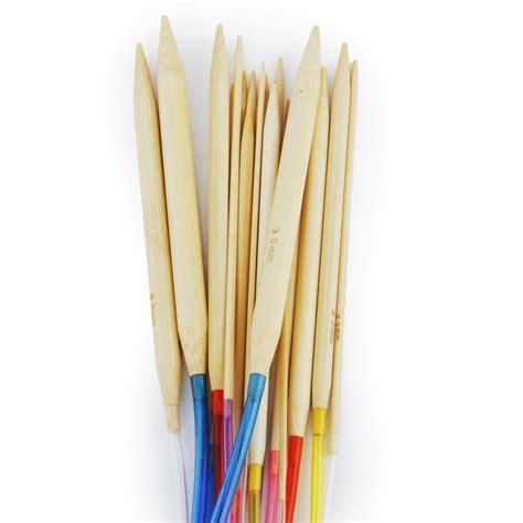 set of circular knitting needles circular bamboo knitting needles set with colored 2
