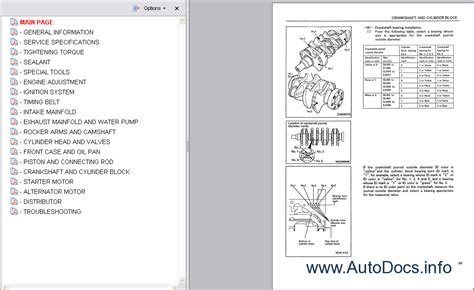 small engine service manuals 2001 mitsubishi montero navigation system 1999 mitsubishi 2 4 engine diagram service manual 1999 get free image about wiring diagram