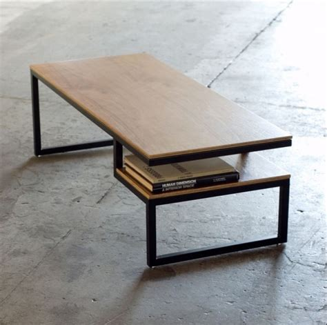 Coffee Table Simple Special Iron Wood Coffee Table Sofa Side A Few Simple