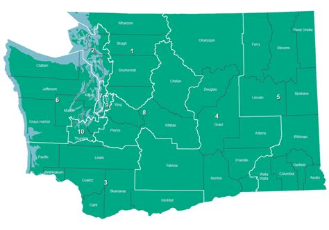 map us house districts file united states house of representatives washington