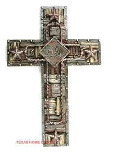 southwestern cross cowboy cross home decor wall decor 1000 images about rustic western decor on pinterest