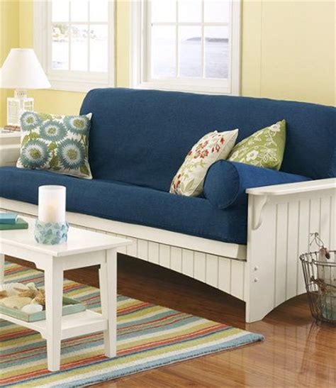 ll bean slipcovers painted cottage futon slipcover slipcovers free