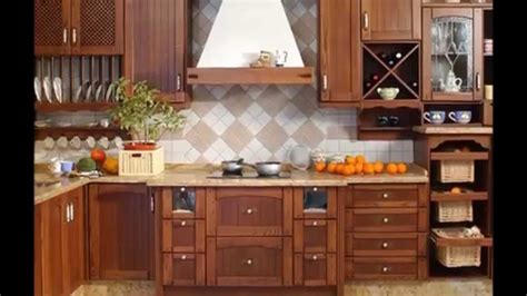 catalogo de muebles de cocina de madera kitchen