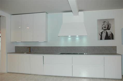 cucine in vetro temperato cucina zieri glass vetro temperato bianco lucido