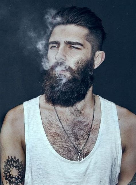 best hair styles to compliment a beard 25 best images about mustache long beard on pinterest