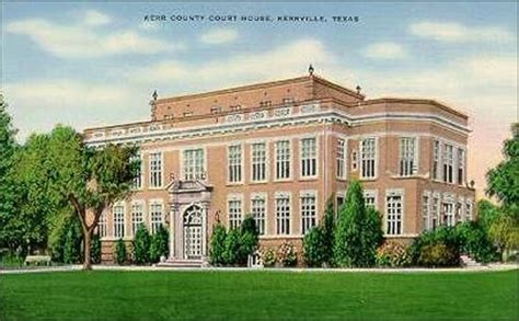 Kerr County Marriage Records Kerr County Txgenweb