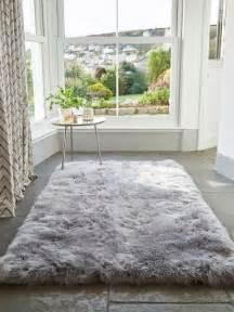 Gray Yellow Bedding Sheepskin Rugs Sheepskin Cushions Sheepskin Poufs