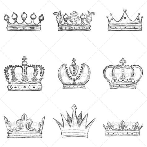 doodle name tiara outline crown 187 tinkytyler org stock photos graphics