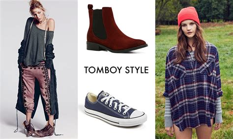 Maxi Rok Reiny tomboy style clothes how to dress like a tomboy